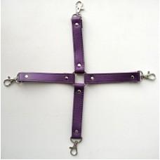690к) Е/ФИКСАТОР цвет фиолетовый, (PVC)