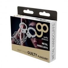 605кш) Наручники из листового металла, совместно с ключами