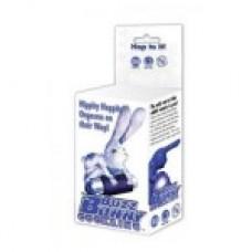 138к860ш) Вибро-кольцо Buzz Bunny Cockring эрекционное голубое