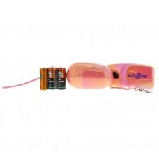 29ш) Стимулятор клитора на ремешках, вибро- дистанционно.