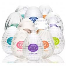 105ш) Мастурбатор для мужчин, яйцо ТЕНГА