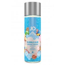 """192кш) Вкусовой любрикант на водной основе Candy Shop """"Бабл Гам"""" (Bubblegum) - 60 мл."""