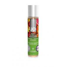 157ш) Ароматизированный лубрикант Тропический на водной основе JO Flavored Tropical Passion 1oz (30 мл)